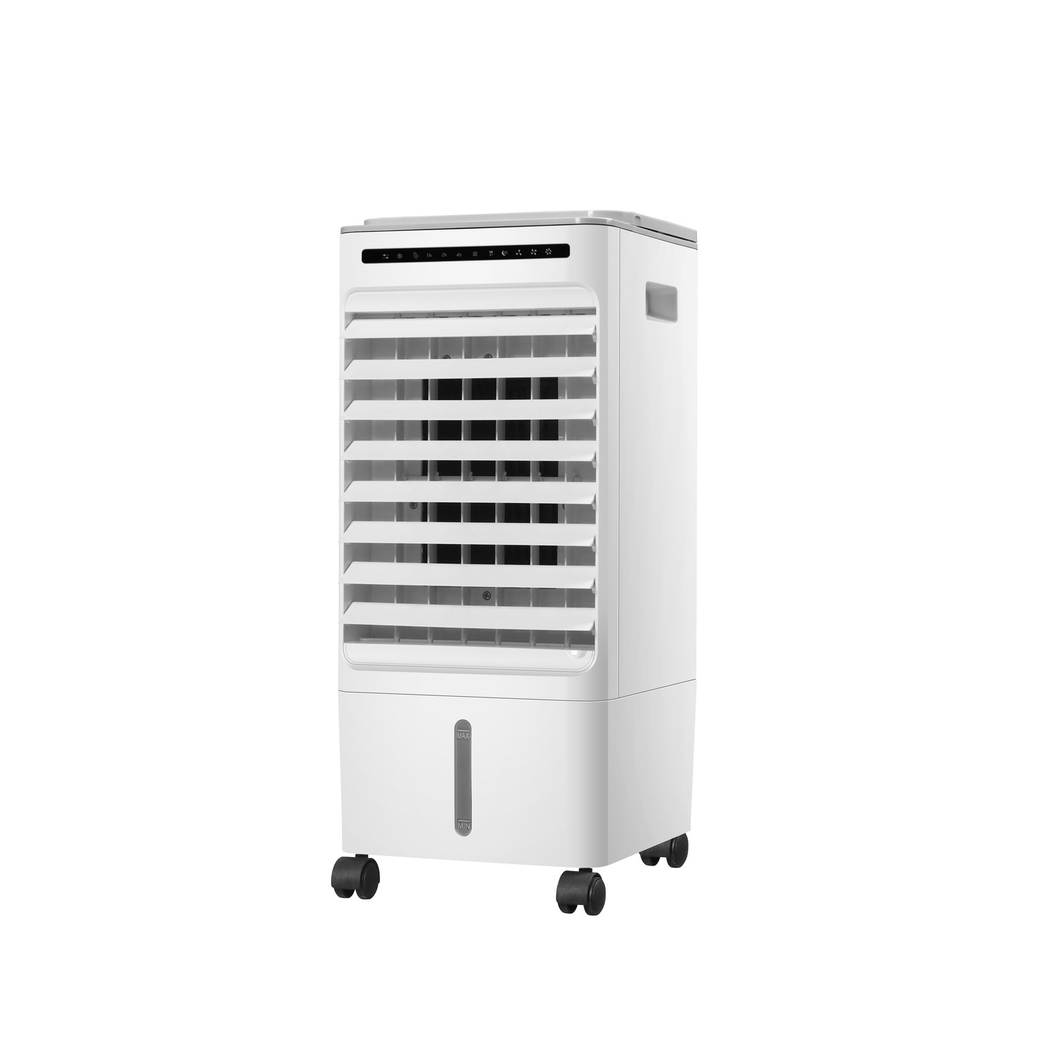GRADE A1 electriQ Slimline ECO 6L Air Cooler with built in Air Purifier and Humidifier