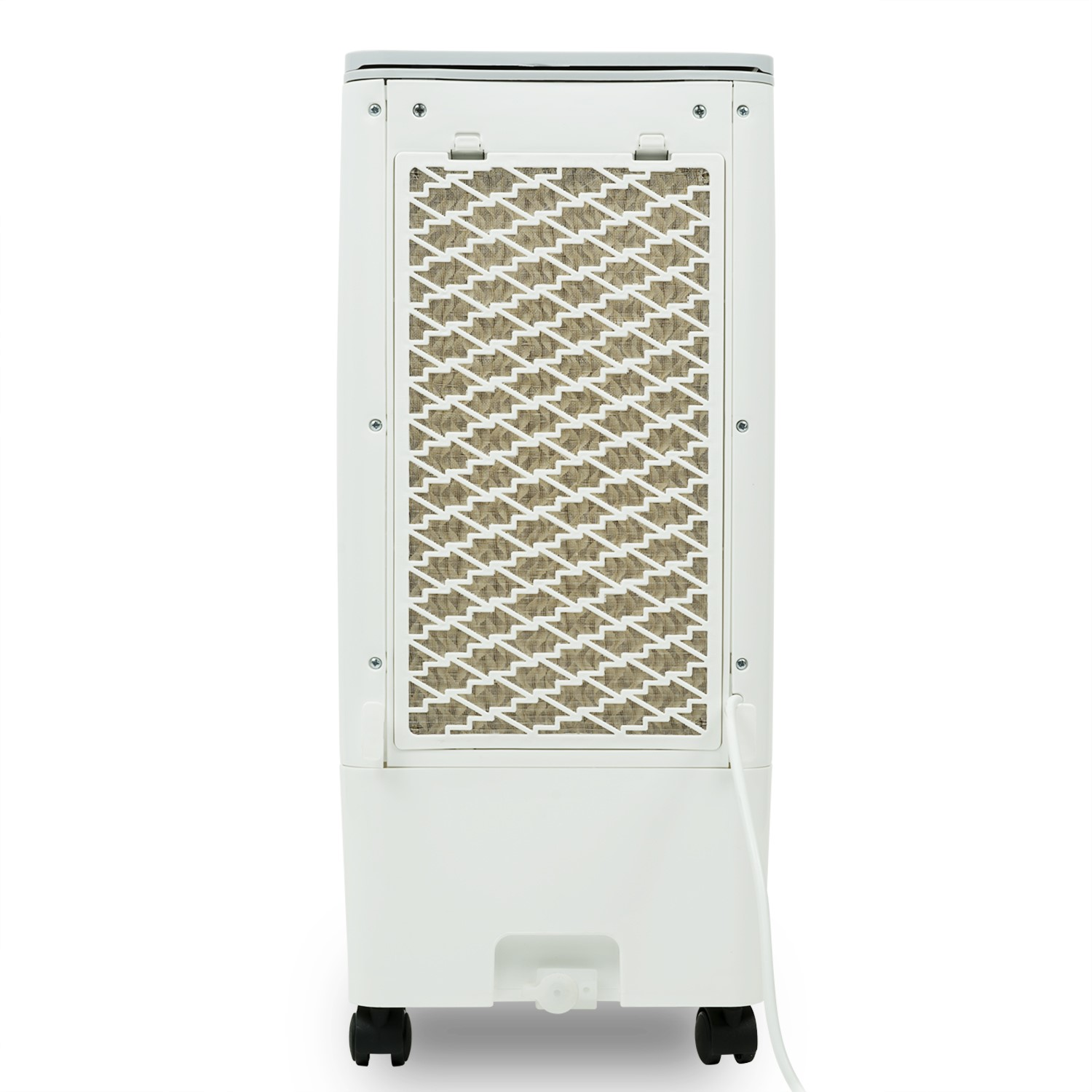 electriQ Slimline ECO 6L Air Cooler with Built In Air Purifier and Humidifier with 2 free ice packs