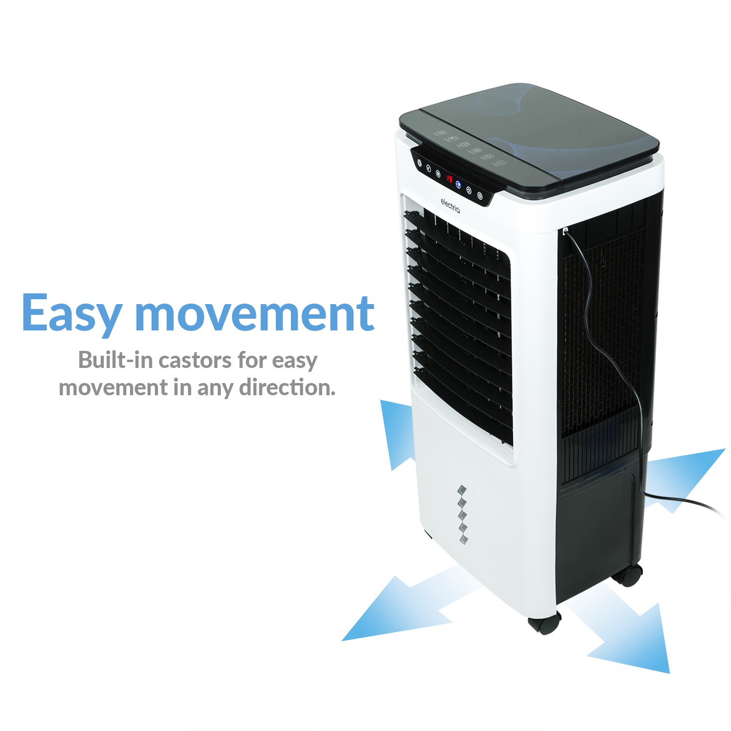 gaixample.org electriQ Evaporative Air Cooler with Built-in ...