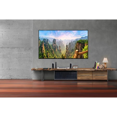 "electriQ 75"" 4K Ultra HD Dolby Vision HDR LED Smart TV with Freeview HD and Freeview Play"