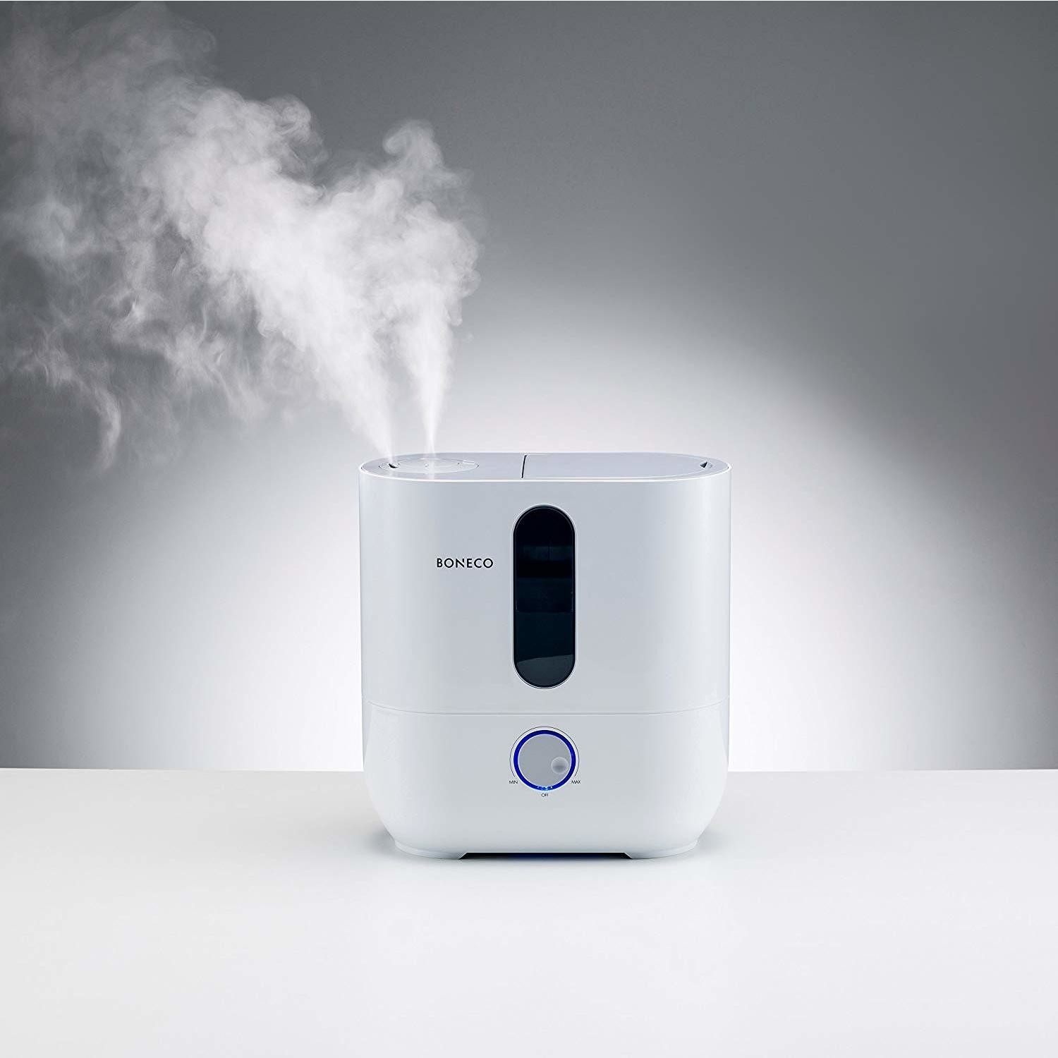 Boneco U300 5L Hard Water Cool Mist Humidifier with Aroma Diffuser and Refilling Reminder