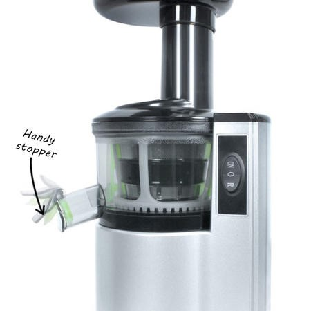 electriQ Premium Cold Press Vertical