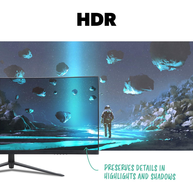Electriq 30 Full Hd Ultrawide Fhd Hdr 200hz 1ms Gaming Monitor Electriq