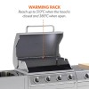 The Texas Outdoor Kitchen in Full Stainless Steel