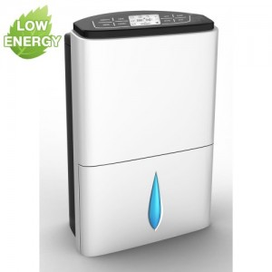 ElectrIQ 20L Low Energy Hitachi-powered Dehumidifier for houses up to 5 bedrooms (CD20LE)