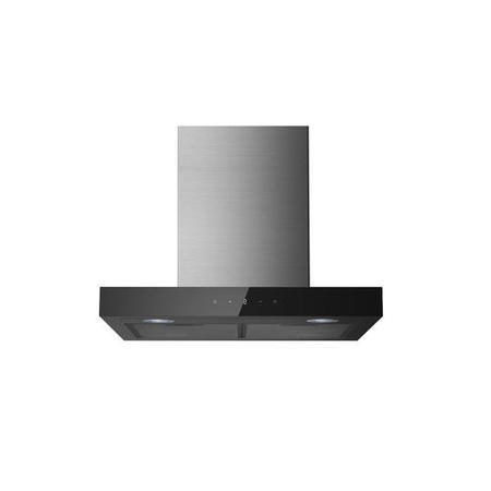 electriQ 60cm Slimline Touch Control Chimney Cooker Hood