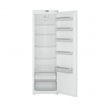 electrIQ 54cm Wide Tall Integrated Larder Fridge - White EQINTFRIDGETALL